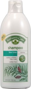 Nature's Gate Tea Tree Oil Shampoo