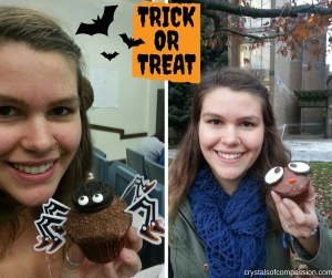 Treats designed by my friend Amy