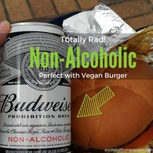 Non-Alcoholic Budweiser
